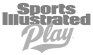 Sports Illustrated Play Logo BW