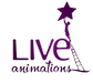 Live Animations Logo